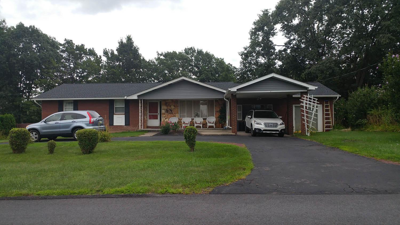 Home Repair, LLC Roofing Job