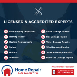 Home Repair Licensed and Accredited Experts