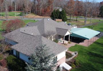 Home Repair LLC Company Roof Repair Roof Replacement Blue Ridge Golf Club Mountain Top Pennsylvania PA